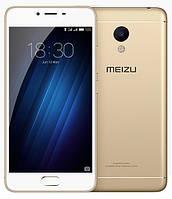 Смартфон Meizu M3S (2Gb+16Gb) Gold Гарантия 1 Год!