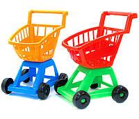Детская тележка для супермаркета Орион (693)