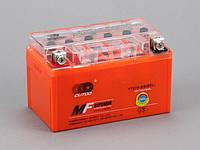 Гелевый аккумулятор АКБ 7АМ YTX7A-BS (GEL) на мопед,Kanuni jet, Diablo,Viper Storm,Fada,50куб,150куб.Outdo