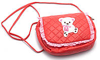 Стильная красная детская сумка Б/Н art. M3, фото 1