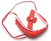 Красивая детская сумочка с бантом Б/Н art. 2312, фото 1