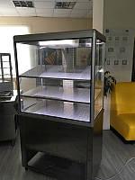 Холодильный стол-витрина б/у