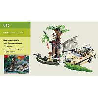 """Конструктор """"Brick"""" Зона боевых действий  813"""