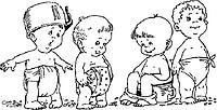 Подгузники детские и подгузники для взрослых. Как появились и какую пользу приносят сегодня.