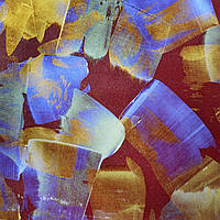 Воск хамелеон REFLEKTE 7265 Viola, лазурь с фиолетовым переливом 1л, фото 1