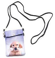 Легкий детский кошелек для ношения на шее Б/Н art. 27-05