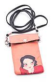 Удобный детский кошелек для ношения на шее Белоснежка Б/Н art. 27-05
