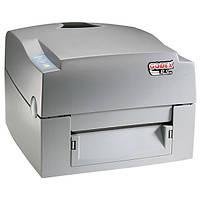 Godex EZ-1100+ / 1200+ / 1300+ — принтер этикеток (штрих кодов) настольный термо / термотрансферный