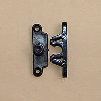 Защёлка москитной сетки (17x25), коричневый Одесса