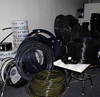 Труба водопроводная пластиковая ПЭ 20 мм 8 атм