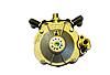 Редуктор Landi Renzo LI02 (пропан-бутан), 4-е пок., 95-140 л.с., вход D6 (M10x1), выход D14
