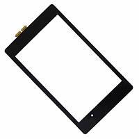 Тачскрин для Asus Google Nexus 7 (ME370) 1-ое поколение 2012 черный