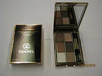 Тени для век Chanel les 6 ombres