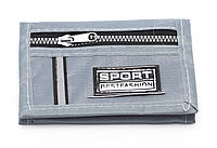 Серый детский кошелек Sport Bestfashion Б/Н art. Б/Н
