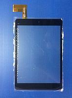 Оригинальный тачскрин / сенсор (сенсорное стекло) для Nomi A07850 (черный, тип 2, HK80DR2437-V01, самоклейка)