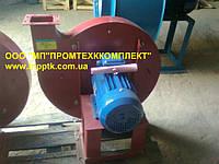 Вентиляторы радиальные высокого давления ВВД № 8