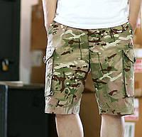 Шорты армии Британии МТР (Мультикам), оригинал, Б/У, фото 1