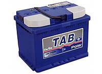 Аккумулятор TAB Polar Blue  60Ah/ пусковой ток 600A / гарантия 2 года