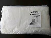 Полотенце одноразовое гладкое 40 см х70 см (100 шт. нарезанные)