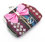 Маленький детский кошелек с бантом WINX art. 3