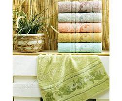 Банные и лицевые полотенца