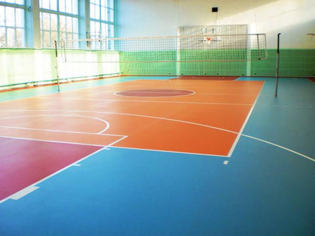 Спортивні покриття
