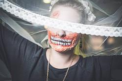 Horror-образы от профессионального гримера Елизаветы Щелок 7