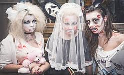 Horror-образы от профессионального гримера Елизаветы Щелок 8