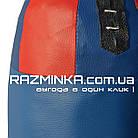 Спортивная груша из кожвинила (95х26 см, вес 16 кг) , фото 4