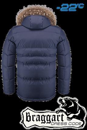 Немецкая мужская зимняя куртка Braggart Dress Code арт. 4598, фото 2