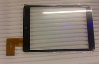 Оригинальный тачскрин / сенсор (сенсорное стекло) для Nomi C07850 (черный цвет, самоклейка)