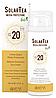 Органический крем солнцезащитный со средним уровнем защиты SPF 20