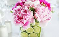 Цветочное оформление и букеты, украшение цветами, композиции из цветов в европейской аранжировке