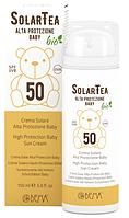 Органический крем солнцезащитный детский с высоким уровнем защиты 576