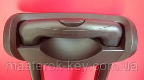 Выдвижная система для чемодана ВС-002/2 с кнопкой, высота 70см.