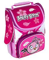 """Ранец школьный каркасный """"13,4 """","""" Angry Birds """"701""""для девочек"""