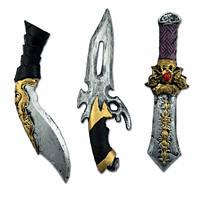 Средневековые Ножи, Кинжалы, Мечи средние