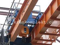 Кран мостовой грейферный 6,3т.