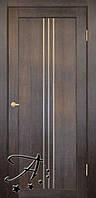 Межкомнатные двери из сосны Вертикаль
