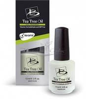 BLAZE Tea Tree Oil - Масло чайного дерева для нігтів і кутикули з Keramil, 15 мл