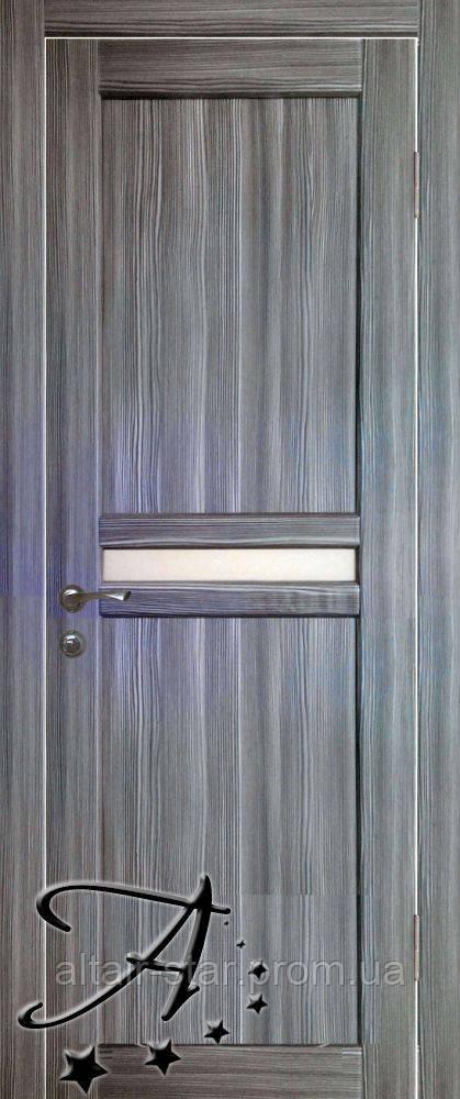 Межкомнатные двери из сосны Мода глухая - Альтаир в Харькове