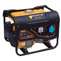Бензиновый генератор FORTE FG2000 на 1,5 кВт. 220 V