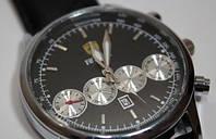 Часы наручные мужские Ferrari, черные