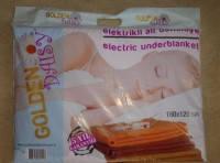 Электро простынь Golden Daisy (Турция) на несгораемой основе