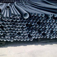 Труба водопроводная пластиковая ПЭ 25 мм 4 атм