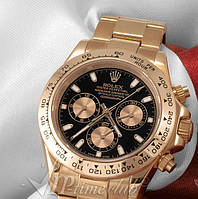 Часы мужские Rolex Daytona black, механические.