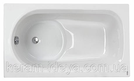 Ванна акриловая Kolo Diuna 120x70 XWP3120, фото 2