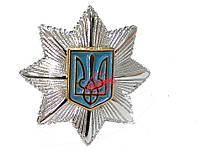 Кокарда Национальной полиции