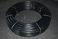 Труба водопроводная пластиковая ПЭ 25 мм 8 атм