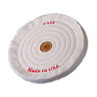 Круг полировальный матерчатый для полировки USA 200 мм